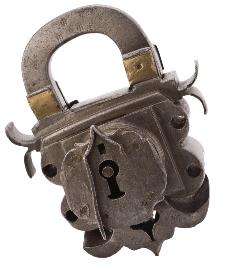 Padlock from the Rijeka citygates 17th century