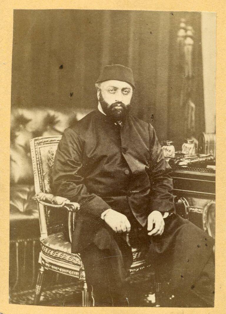 Osmanski sultan Abdul Aziz, W. & D. Downey, 1867.