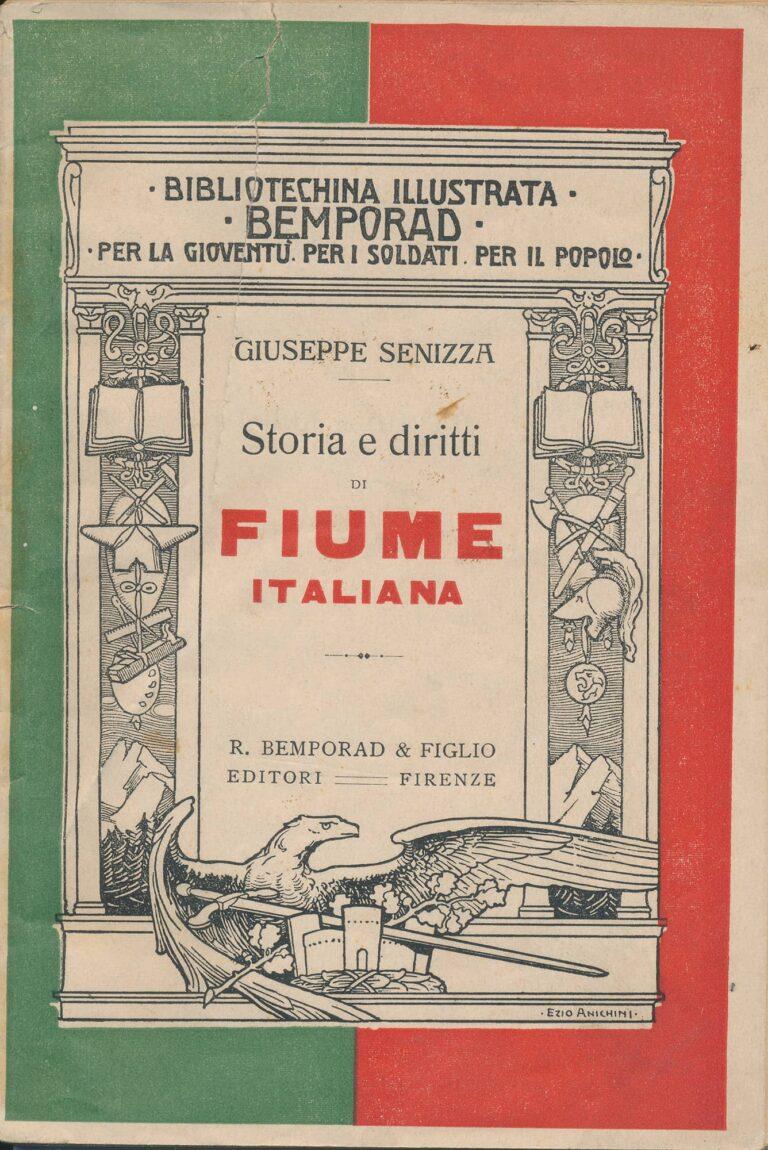 Storia e diritti Fiume Italiana