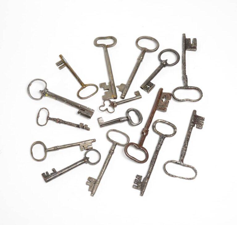 Ključevi, 19. - 20. stoljeće