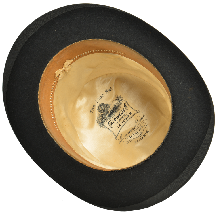 Hat, Caldwell & Co., London, beginning of the 20th century